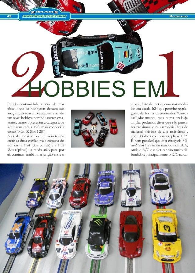45                                                                  Modelismo2            HOBBIES EMDando continuidade à s...