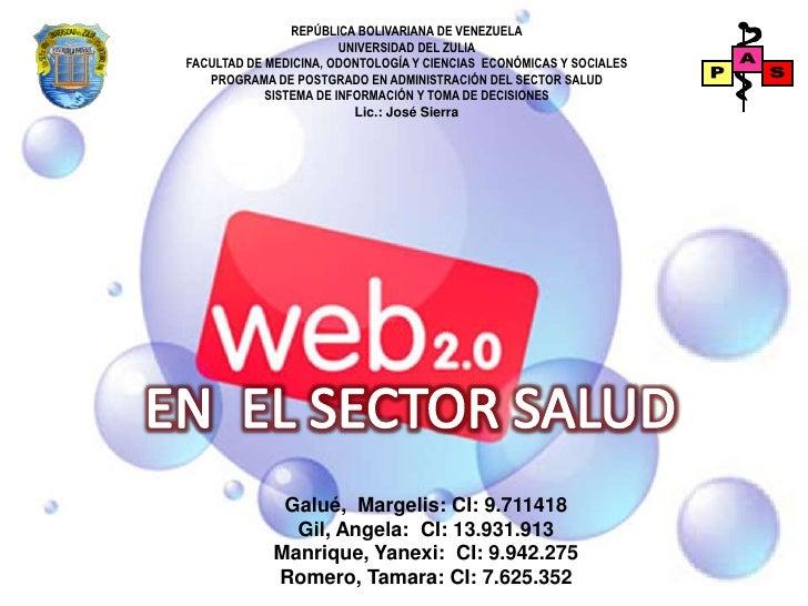 A<br />S<br />P<br />REPÚBLICA BOLIVARIANA DE VENEZUELA<br />UNIVERSIDAD DEL ZULIA<br />FACULTAD DE MEDICINA, ODONTOLOGÍA ...