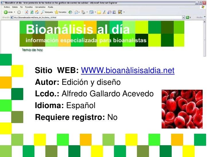 http://www.fisterra.com/<br />Constituido por un grupo de Especialistas, para la Red Temática  de Investigación<br />Sobre...