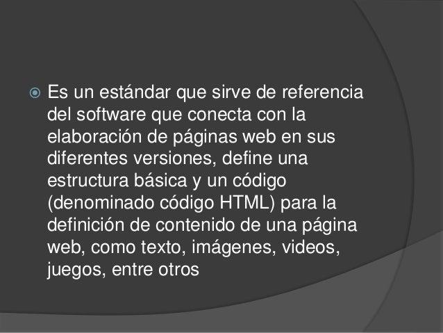 Páginas Web Introduccion