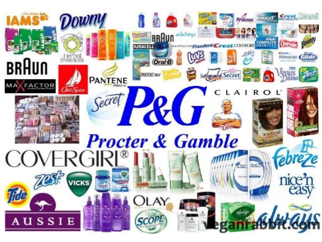 Customers & Industries: Procter & Gamble