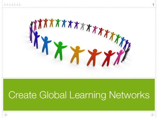 Create Global Learning Networks 1