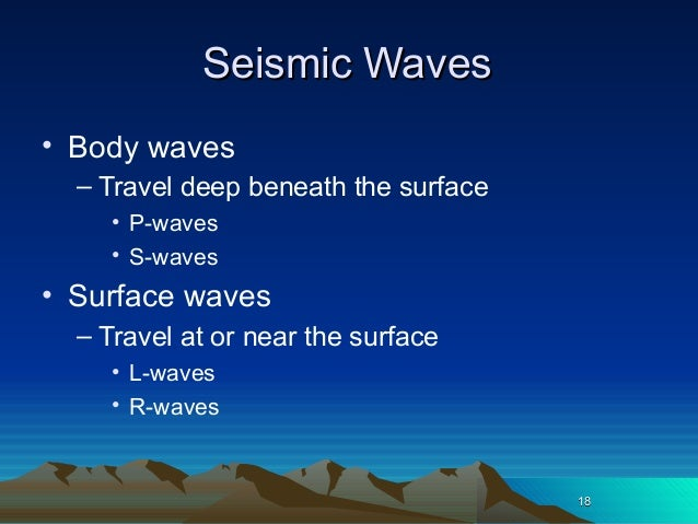 Can P Waves Travel Through All Mediums