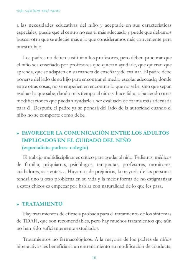 Asociación Elisabeth d'Ornano para el Trastorno de Déficit de Atención e Hiperactividad 11