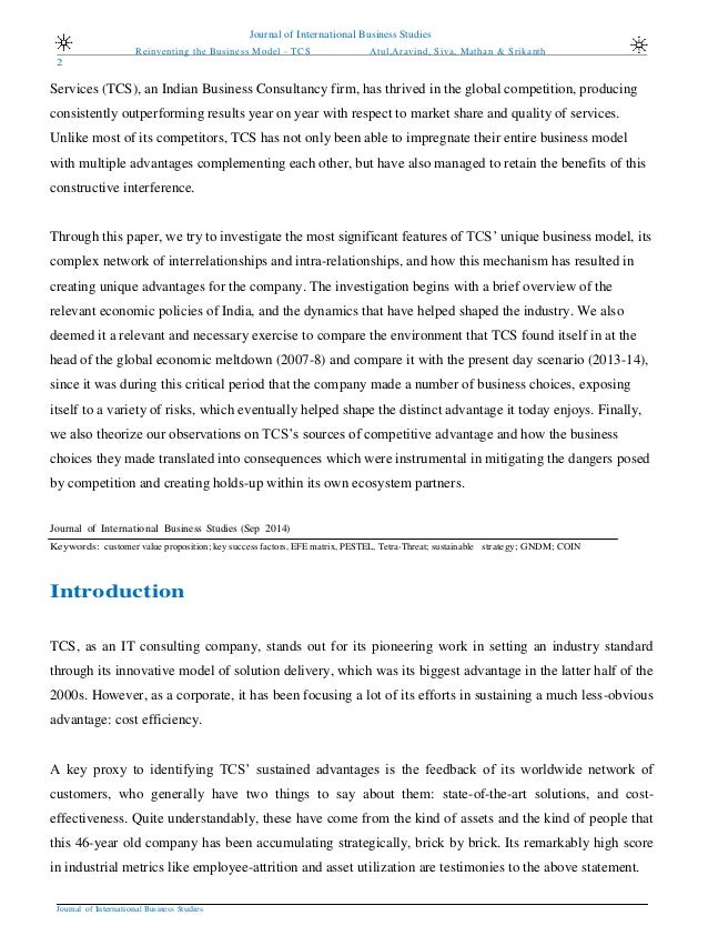 studying the stof business model domains information technology essay This essay situates measurement in its larger  models the desired relationships between business processes and technology  information technology.