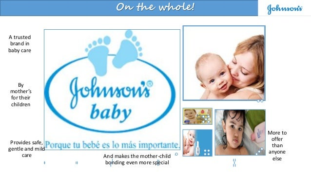 Marketing strategy johnson johnson philippines face powder