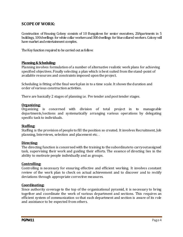 Pgpm11 principles & practice of managment