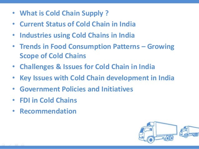 Logistics in India - India Cold Chain Show