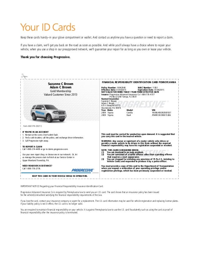 What To Do If You Lose Your Car Insurance Card