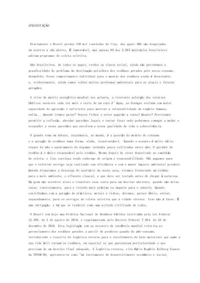 d71f52e3f PGRS Arroio dos Ratos