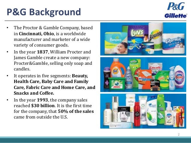procter and gamble mergers and acquisition Ftc v procter & gamble co, 386 u  prior to the acquisition, procter was in the course of diversifying into product lines related  all mergers are within the.