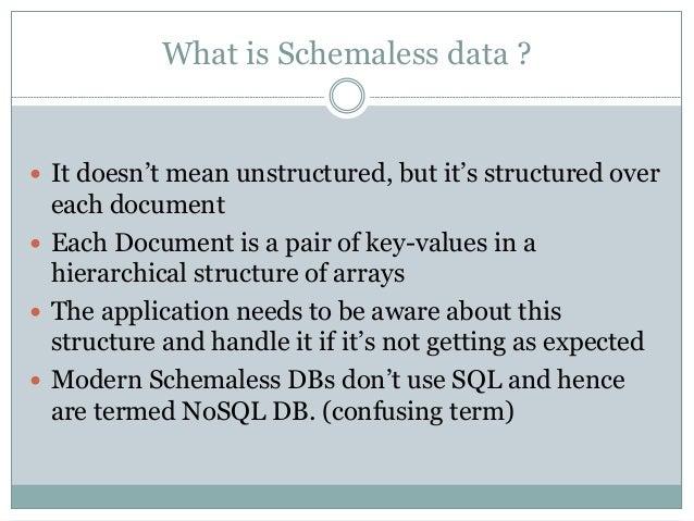 PostgreSQL as NoSQL Slide 3