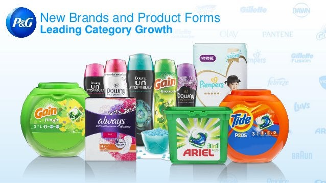 New Brands and Product Forms Leading Category Growth