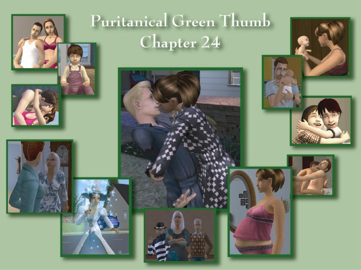 Welcome back to the Puritanical Green Thumb Legacy! Wow, it's been a while since I've updated, hasn't it? I apologize for ...