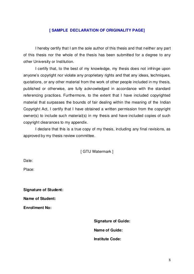 uclan dissertation declaration