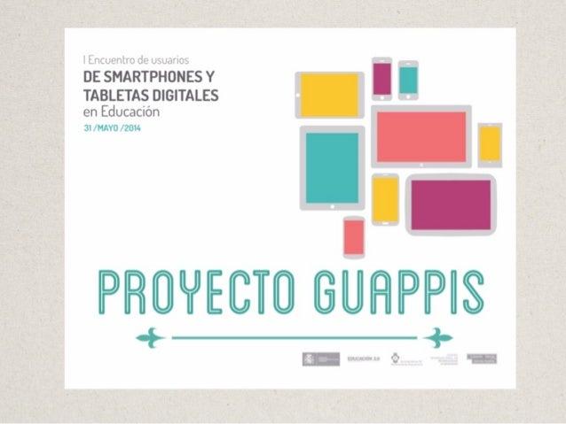 Proyecto Guappis PRESENTACIÓN CITA