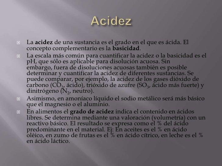    Un ácido fuerte es un ácido que se disocia por completo en solución    acuosa para ganar electrones (donar protones), ...