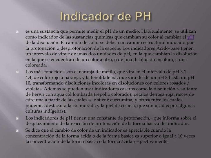El pH de la leche es de 6,5 , el pH de la sangre es aproximadamente entre    7,35 y 7,45. El pH de detergentes es de 10,5....