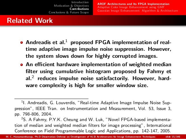 DCD Algorithm: Architectures, FPGA Implementations and Applications - White Rose eTheses Online