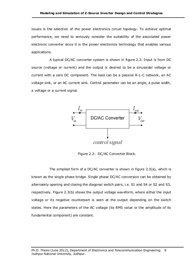 thesis on load frequency control Thesis report voltage and frequency droop  droop control of micrigrid 7 figure 23 load voltages for  this thesis will evaluate the performance of simple.