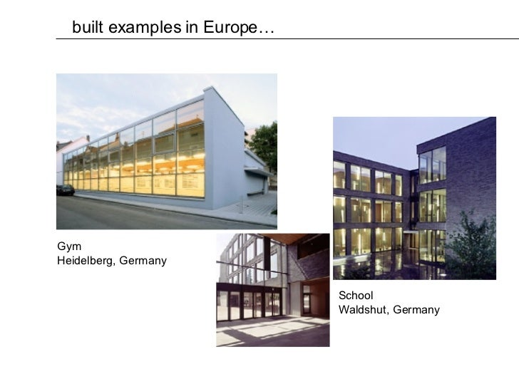 ... 9. built examples ...