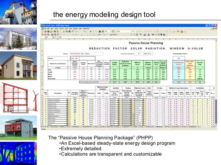 Passive House Intro For Professionals