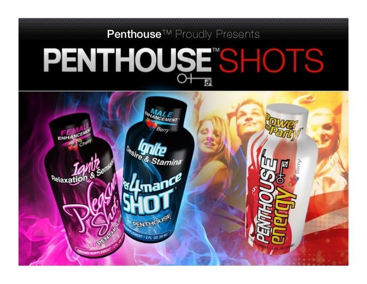 Penthouse™ Proudly Presents