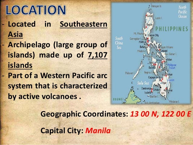 salient points in philippine history that Philippines' history as a former colony with deep his- and its position at a vantage point in the pacific ocean that is strategically and economically critical to the united states as such, the the us-philippine alliance in a year of transition: challenges and opportunities a.