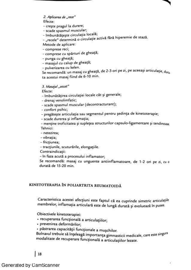 Tratamentul stenozei spinale la Moscova