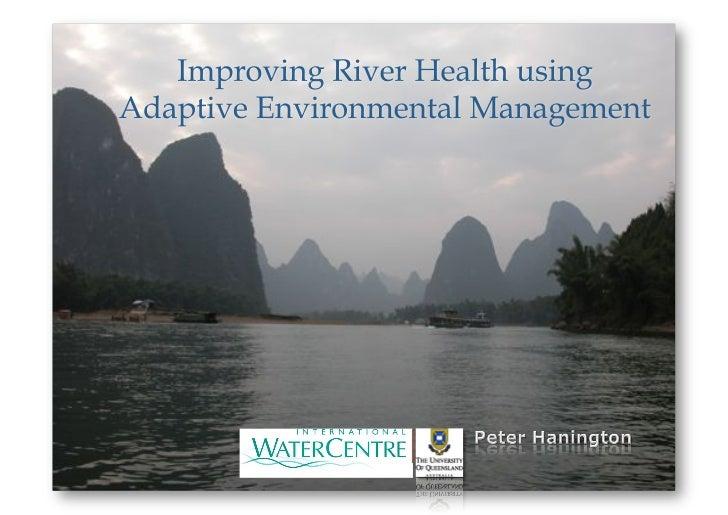 #/6789:;<                                     River                                     Health                           -...