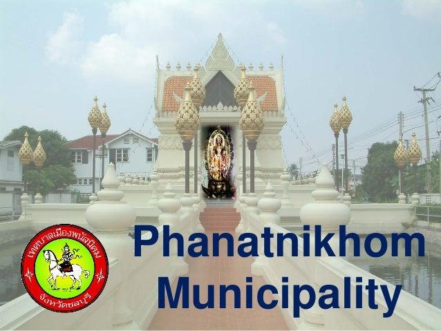 Phanatnikhom Municipality