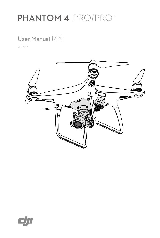 Manual Phantom 4 Pro