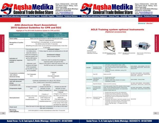 Phantom Alat Peraga Kesehatan General Doctor Product Catalog 2017-2018 – Hal.15