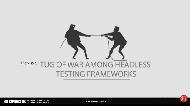 Choosing Automated Testing Frameworks