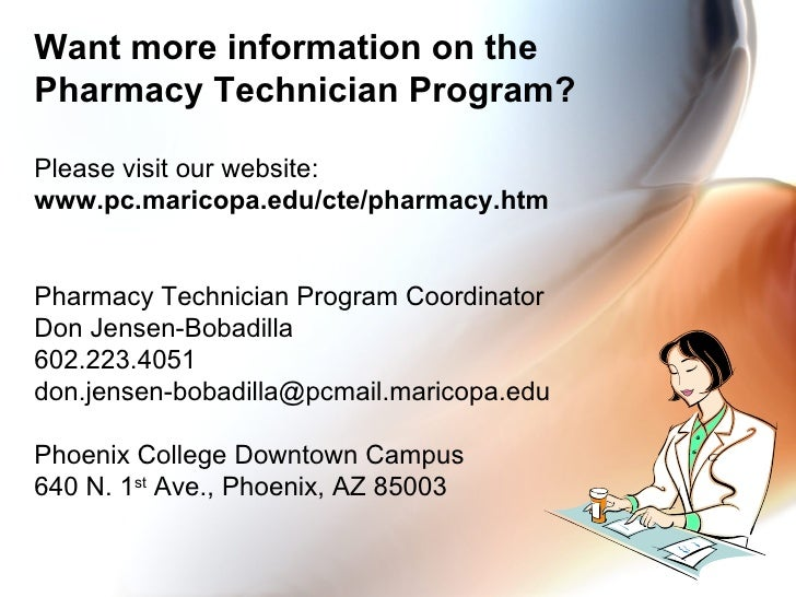 informative pharmacy technicians The logistics team consists of 27 staff: six pharmacy technicians, 20 pharmacy support workers and one admin and clerical worker.