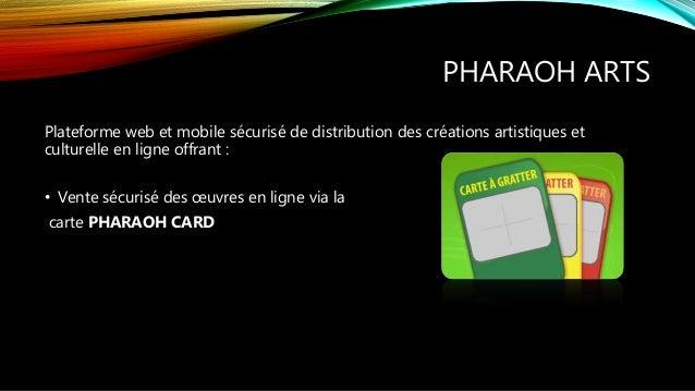 Pharaoh arts digital distribution pitch Slide 3