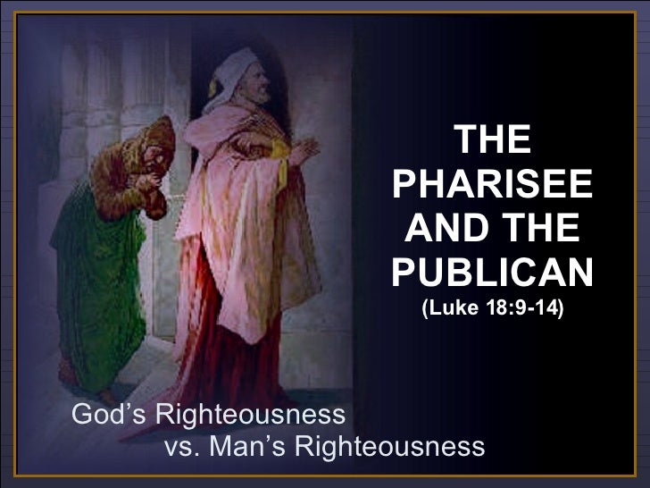God's Righteousness  vs. Man's Righteousness CLICK TO ADVANCE SLIDES ♫  Turn on your speakers! Tommy's Window Slideshow TH...