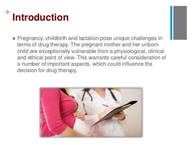Pharmacodynamics and kinetics during pregnancy Slide 2