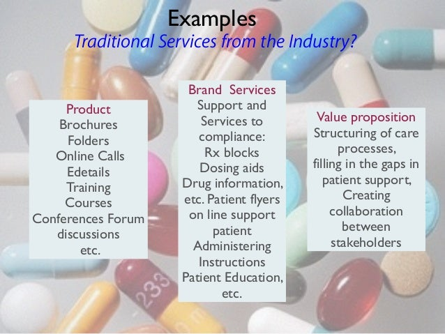 Reasons to AddValue 'Beyond the Pill'