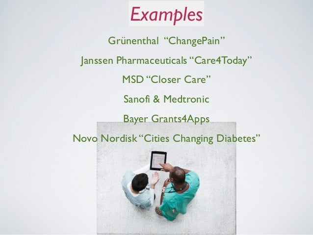 """Grünenthal """"ChangePain"""" Based on study of unmet needs for better treatment a protocol was developed with EFIC. All kinds o..."""