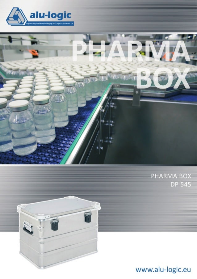 Pharma Box DP 545 Pharma Box DP 545 DEVELOPED FOR THE PHARMACEUTICAL SECTOR, WITH HACCP CERTIFICATE. Aluminium boxes speci...