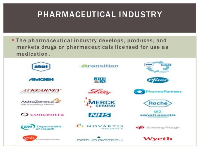 Global Pharmaceutical Industry Analysis Essay