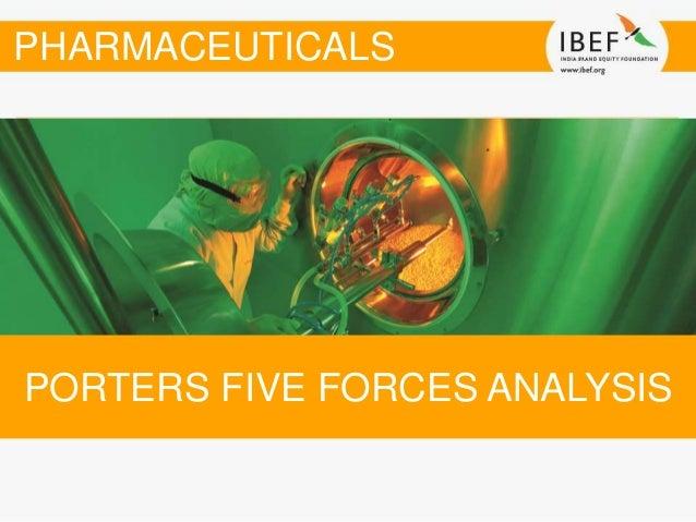 Porter analysis of sun pharma
