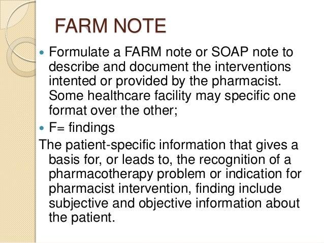 pharmaceutical care, Presentation templates
