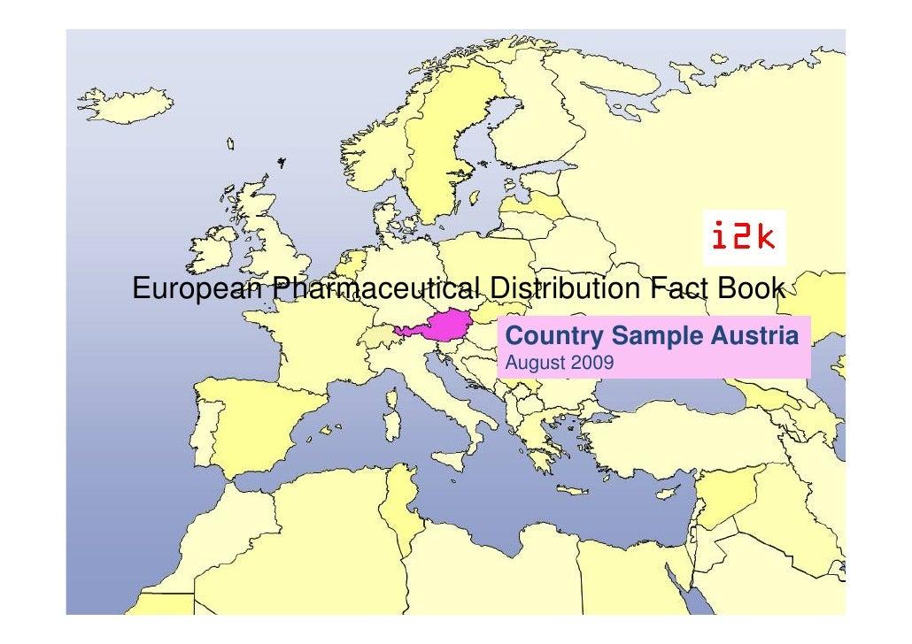 European Pharmaceutical Distribution Fact Book                           Country Sample Austria                           ...