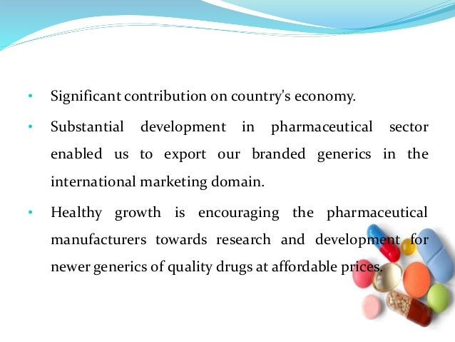 Prospect of export on pharmaceutical industry in bangladesh