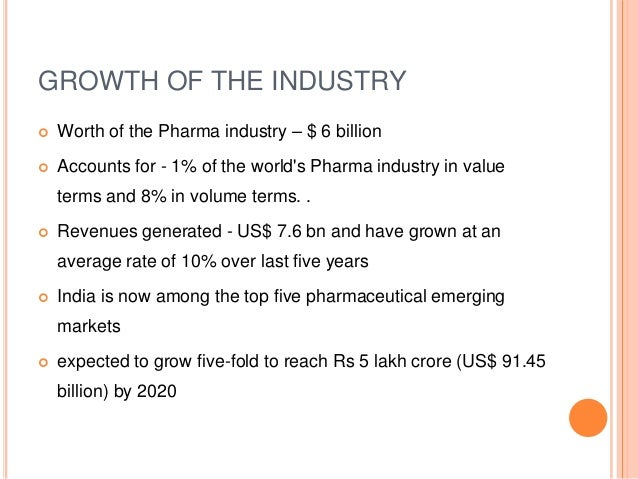 pestel analysis of pharmaceutical industry in india 2018
