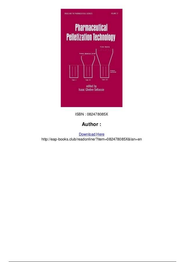 Pharmaceutical pelletization technology pdf Slide 3