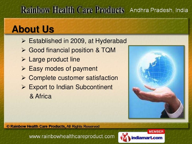 Pharmaceutical Pellets by Rainbow Health Care Products, Hyderabad Slide 2