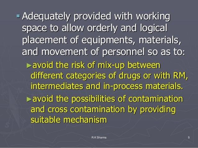 Avoiding Cross-Contamination in Antibiotic Manfacturing, the FDA Way